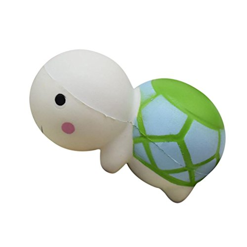 Slow Rising Toy, UMFun Cute Tortoise Squishy Slow Rising Cream Scented Decompression Toys - Tortoise For Cheap Sale