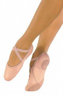 So Damen Ballett rosé Tanzschuhe Bae11 Danca r45znaBr