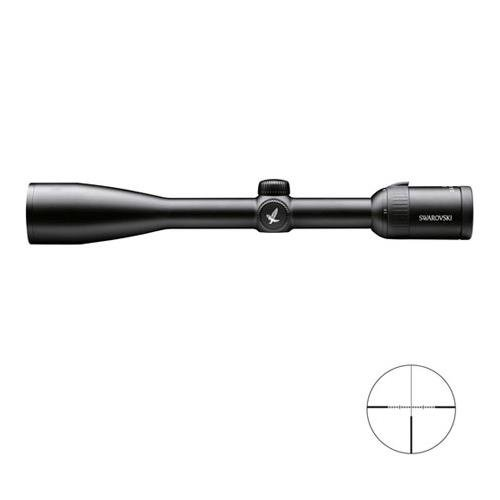 Swarovski Z5 3.5-18x44 Ballistic Turret Riflescope with 4W Reticle