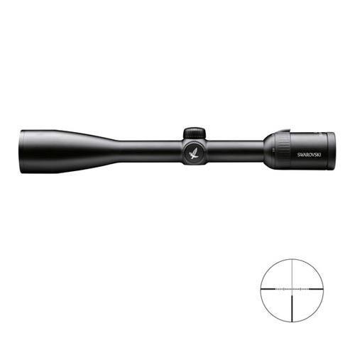 Swarovski Z5 3.5-18x44 Ballistic Turret Riflescope