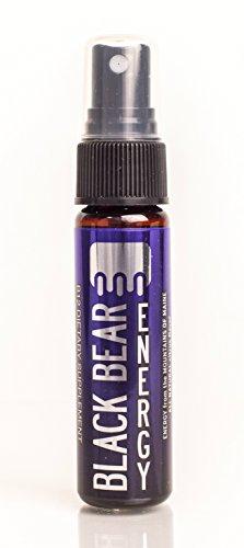 Black Bear Energy Spray (25 mL) (Caffeine Spray compare prices)