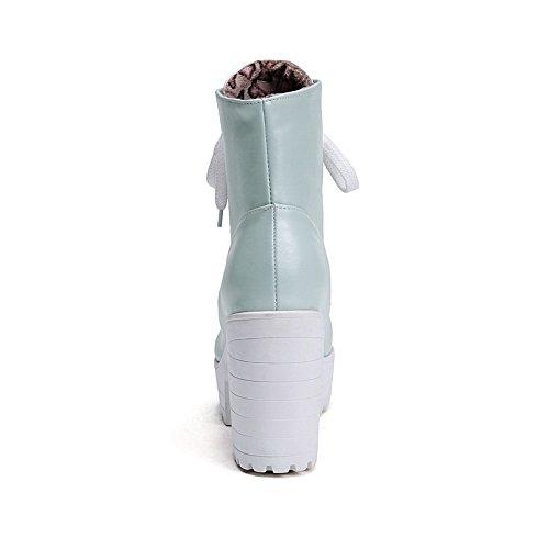 1TO9 - Botas Chukka mujer Azul