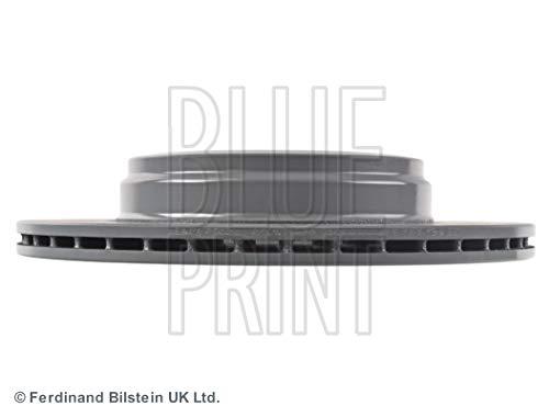 New Pck of 2 Brake Disc Blue Print ADB114363 Febi Bilston