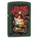 Zippo Lynyrd Skynyrd Green Matte Lighter by Zippo