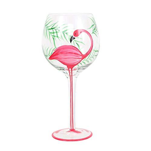 DEI 11528 Stemmed Wine Glass, 4.75 x 4.75 x 8.75, ()