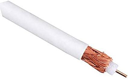 Bobina de cable coaxial para antena satélite o televisor de ...