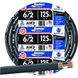Southwire 28894402 Nonmetallic With Ground Sheathed Cable