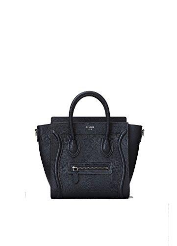 celine medium luggage phanton bag in baby grained calfskin ()
