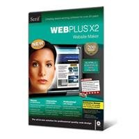 WEBPLUS X2 WEBSITE MAKER MINI BOX