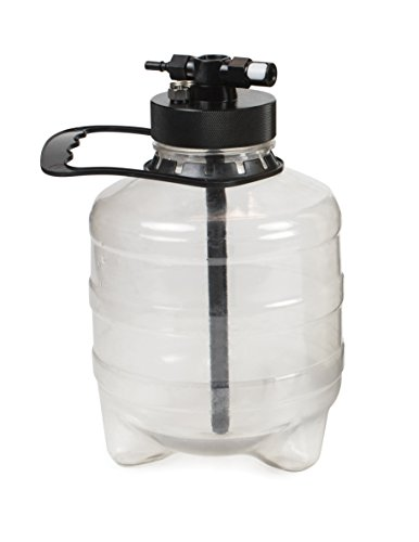 Nostalgia CBD5SS CBD5S Homecraft on Tap Beer Growler Cooler, Stainless Steel by Nostalgia (Image #2)
