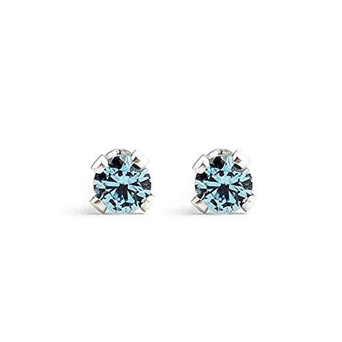 Zircon Earrings - 9