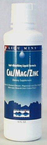 Trace Minerals Cal/Mag/Zinc Liquid Pina Colada 16 fl.oz by Trace Minerals