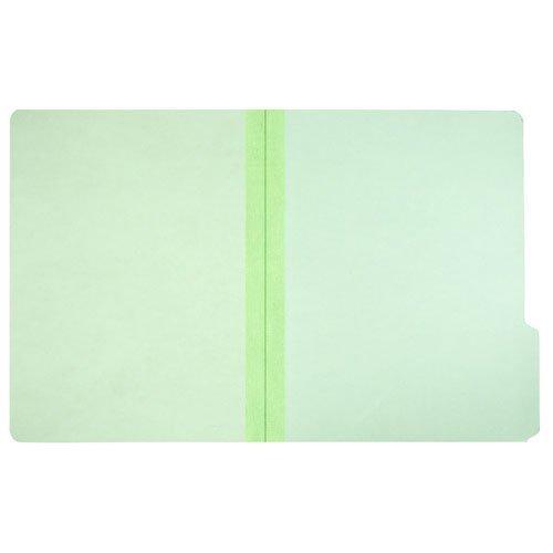 AbilityOne - File Folder-Pressboard-1/3 Cut, Self Tabs, All Positions, Ltr Size, Light Green 7530-00-286-8570 (Letter 1/3 Pressboard Tab Self)