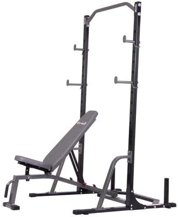 Body Champ PBC1835 2-Piece Power Rack