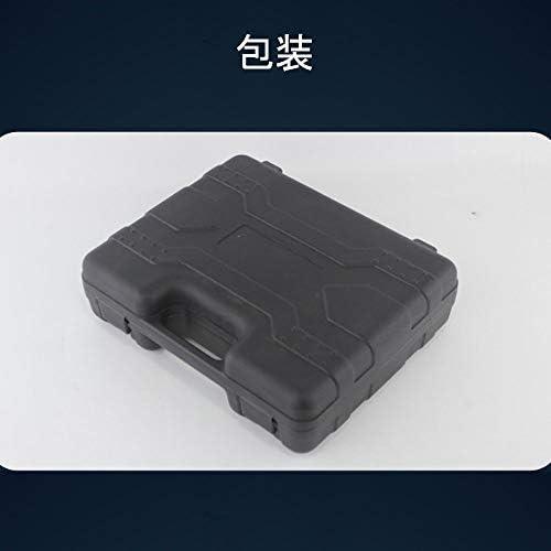 EC Tool 手動油圧ホース ポータブル式 圧着 車エアコンホース修理 小型 業務用 4種ダイス付き ホース圧着ペンチ