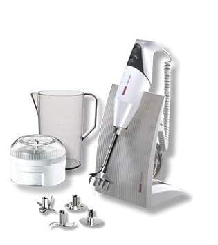 Bamix - Swissline White 200 W - Robot de cocina Batidora de ...