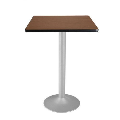 OFM CFT30SQ-GRYNB_3 Square Folding Cafe Table, 30