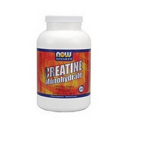 NOW Foods Creatine Monohydrate, 600g
