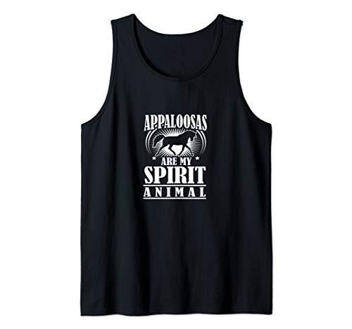 Beautiful Appaloosa  Horse - Horse Breed Lovers Gift Tank Top