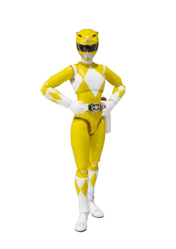 Bandai Tamashii Nations S.H.Figuarts Yellow Ranger
