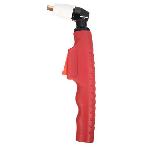 Red PT-31 LG-40 Air Plasma Cuttting Cutter Hand Manual Torch Gun Head Torch Body