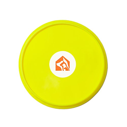 Forty Sycamore Flying Dog Frisbee by Lightweight Material Perfect for Small Dog Breeds and Pets | Interactive Flying Disc for ()