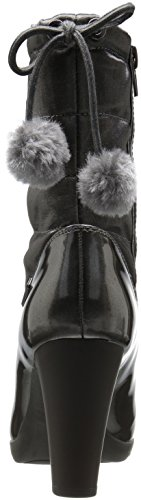 Boot Pewter Winter Women's Klein Fabric Xhale Anne U60Sf0