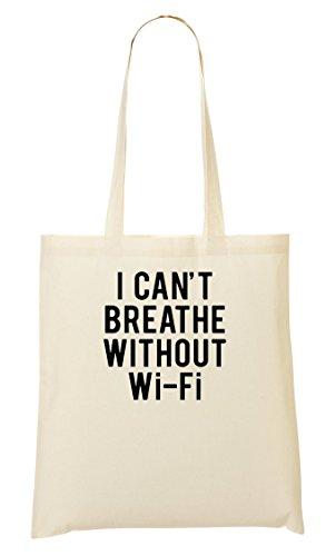 Della Cp Bag Non Senza Respirare Wifi Posso Borsa Acquisto aPfAanq