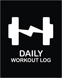 amazon gym journal daily workout log 70 days for recording daily