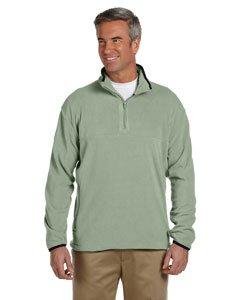 Zip Microfleece Pullover - 3