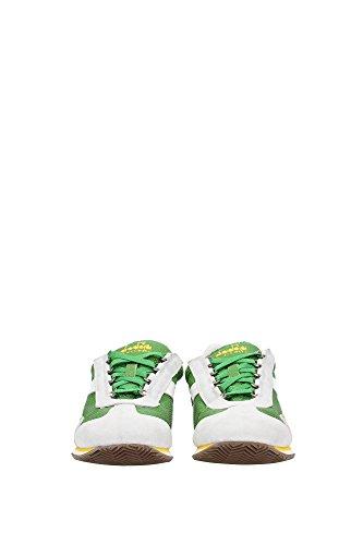 201159707C6152 Diadora Heritage Sneakers Men Camel Green Green store u04cX