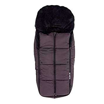 Baby Monsters Saco para silla Gemelar Ice Twin (Negro ...