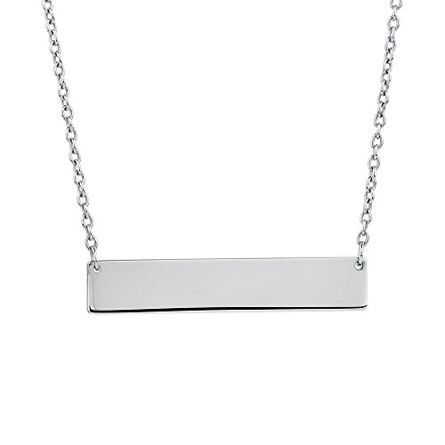 Silver Necklace Pendant Sterling Dainty