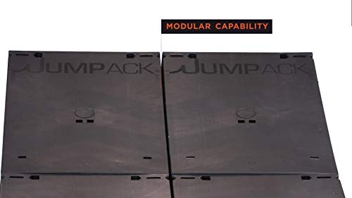 c5ce5df29650 Jumpack - The Portable Fold-up Launch Ramp for BMX, Skateboard, MTB,  Scooter, Rollerblade & Snowboard - Folds up into Custom Backpack for ...