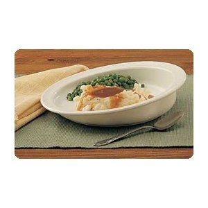 Sammons Preston Hi-Lo Scoop Plate (Pack of 20)