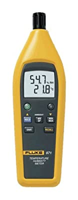 Fluke Temperature Humidity Meter