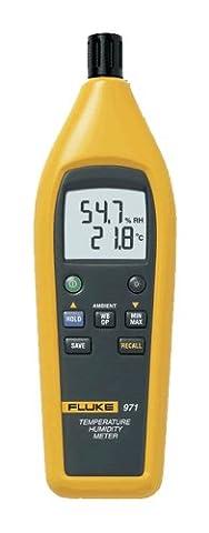 Fluke 971 Temperature Humidity Meter (Fluke Hvac)