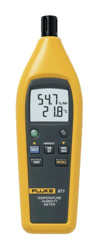 Fluke 971 Temperature Humidity Meter by Fluke