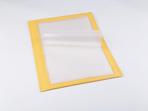A4 Thermal Laminator Pouches for Home, Office and School (a4 pouches) -