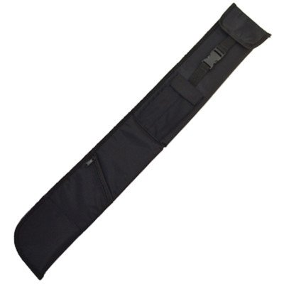 Imperial Billiard/Pool Cue Soft Nylon Carrying Case, Holds 1 Complete 2-Piece Cue (1 Butt/1 Shaft) ()