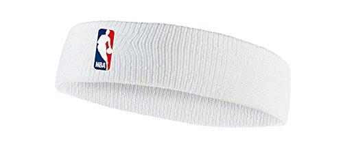 Nike NBA On-Court Headband (White)