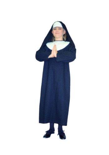 Lil Sister Nun Kids Costume ()