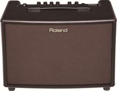 Roland AC-60 Stereo Acoustic Amp (Rosewood)