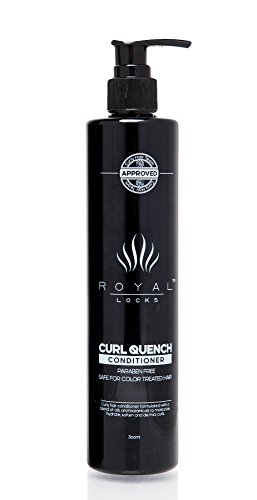 Curl Quench Conditioner by Royal Locks. Argan Oil