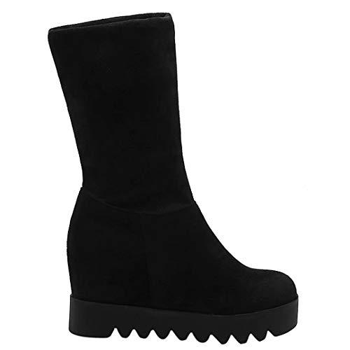 AIYOUMEI AIYOUMEI Black Women's Boot Women's Classic 0Hfvnxqd