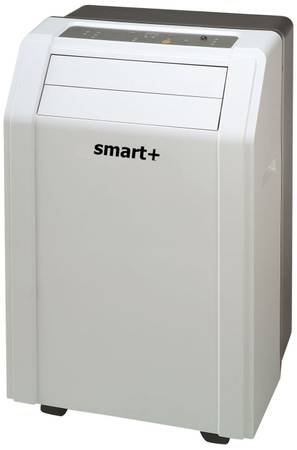 Smart+ 14,000 BTU Portable Air Conditioner Dehumidifier with
