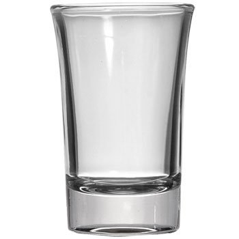 Set of 6 Dessert Glasses / Dessert Shot Glasses / Shooters -