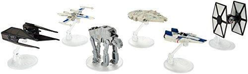 Star Wars Starship - Hot Wheels Star Wars Starships 6-Pack