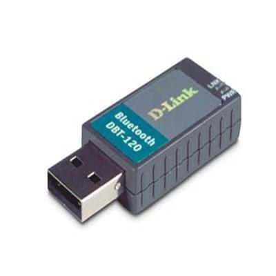 D-Link DBT-120 Wireless USB Bluetooth Adapter (Usb D Adapter Wireless Link)