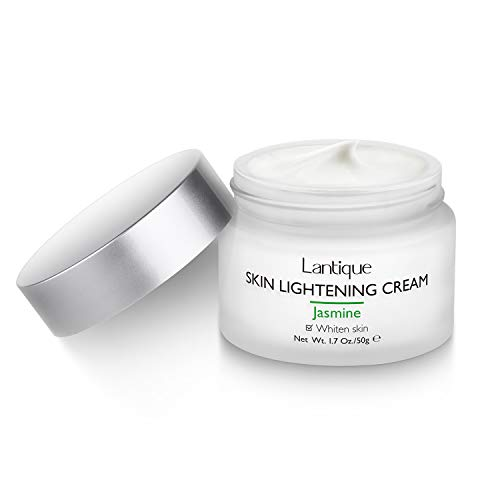 Lantique Skin Lightening Cream-Skin Whitening Brightening Cream Gel for Anti Aging, Dark Spots,Hyperpigmentation for Face & Body Skin ()